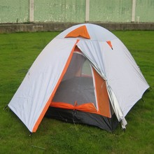 Double layer 2 Man Outdoor Tents Camping Gear
