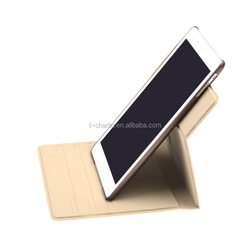 Ultra Thin High Quality Pu Leather Rotation Tablet Case For Ipad Air