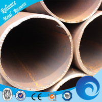 STEEL MATERIAL ASTM A106 GRADE B ERW WELD PIPE