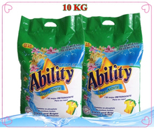 chemical formula of Ability detergent/Daily chemicals