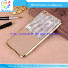 Fashion desgin new phone custom fashion bling leather PC 3d bling for galaxy s4 i9500 plastic case