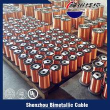 Alibaba acheter maintenant pvc isolé nylon à double enveloppe cca fil