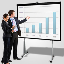School and office supply Mobile Interactive White Board, Mobile White interactive Board