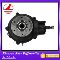 factory export motor tricycle trike differential