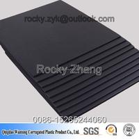 2mm corflute PP plastic roof/floor protection sheet board rolls