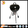 Top sale-18'' Kettle Charcoal BBQ Grill, Indoor Charcoal Barbeque Grill, Weber bbq grill