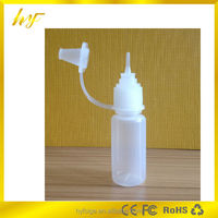 10ml PE e liquid plastic bottles plastic needle tip wholesale