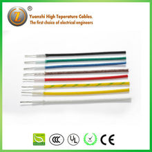 China Manufacturer 3C Approved Fiberglass Braided Silicone Electric Wire for Sale