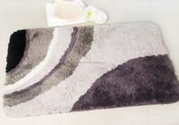 Newest promotion washable Acrylic custom Bath floor Bathroom mat set