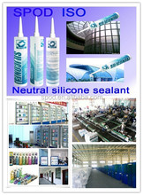 silicone sealant for stainless steel, Silver flash silicone