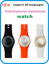 hand watch for girl, hand watch mobile phone, women fashion hand watch (Simultaneous translation watch)