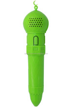 New design Green Dome Talking pen for kids