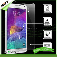 Good Quality Anit-broken anti-scratch Cell Phone Tempered Glass Screen Protector For Samsung Galaxy Note 4