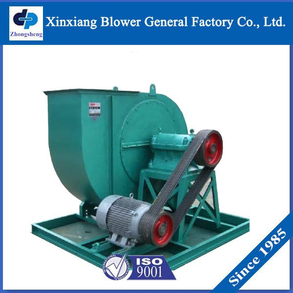 Flue Gas Blower : Antifraying rpm industrial smoke exhaust blower fan