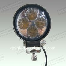 Super brighter good quality new LED lamp work light 12W LED Work light 12V Used Aluminum Fish Boat Auto Parts