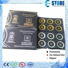 2014 Manufacturer Cell Phone Anti Radiation Shield with Scalar Energy Saver Chip