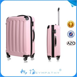 2015 new product high quality travelling luggage manufacture
