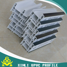 PVC profile for making windows & doors