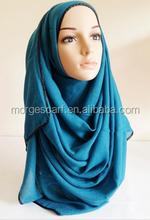 2015 plain maxi viscose muslim latest hijab scarf