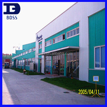 prefabricated structural steel frame warehouse shed house