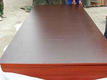 Full Hardwood Concrete Formwork Plywood/ Film Faced Plywood Marine Grade