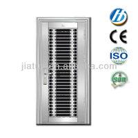 security stainless steel mesh door/door entry wrought iron/stainless steel grill door design