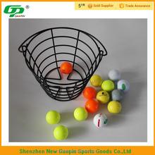 Reasonable Price Elegant Metal Golf Ball Basket