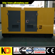 Self Powered Electric Governor Generators 40kw 50kva powered by WEICHAI engine