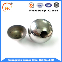 Large Size Stainless Steel Half Ball/ Hollow Hemisphere