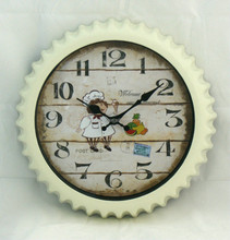 Wholesale low price high quality retro wall clock