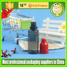 Sell plastic pet square bottle Right choice for essential oil e juice e liquid