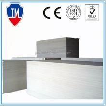 White/Grey/Black Sanding/mgo board/fireproof board/mgo panel
