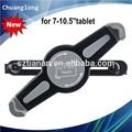 Universal anti- skid 360 grados de rotación ajustable titular comprimido para asiento trasero del coche