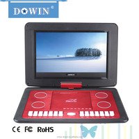 manufacture wholesale OEM GAME Function Portable DVD Use at home for Kids with 11.6 inch HD Screen MP4 Portable Media Player