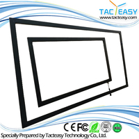 Supply 55'' Infrared Multi Touch OVERLAY for LED monitor/touch TV