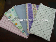 poly cotton 80/20 fabric/fine bed linens