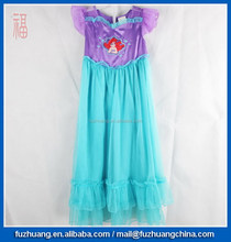 children clothing girls casual gown casual dress 006