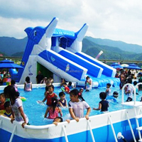 2015 inflatable donut pool float for sale for Summer water games