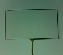 DVI/VGA / HDMI input 3.7'' 4wrie touch screen panel