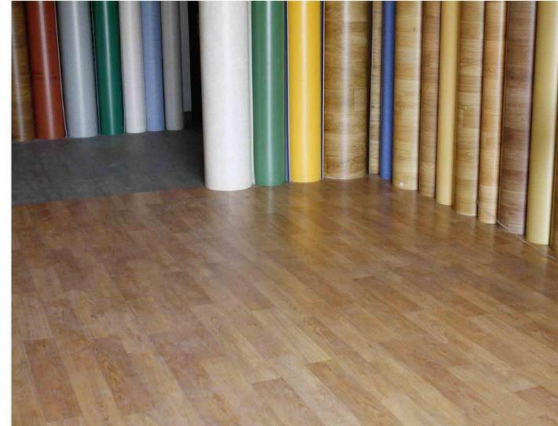 High quality pvc linolemum flooring linoleum flooring for Linoleum flooring for sale