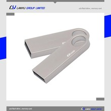 stainless steel usb2.0 drive cheap promotional usb flash drive custom usb key