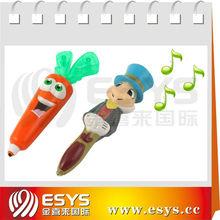 Promotion Led Light Musical Sound Pen