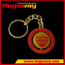 Spinning Key Chain Top sale cheapest Metal Crafts smart key chain