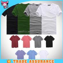 Cheap V-Neck Fashion T-Shirts For Men