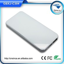 wholesale price 4000mah 6.8mm ultra thin mobile power bank for tiger brand