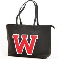 Custom PU/ leather travel tote/ organizer bag lady fashion PU cosmetic bag