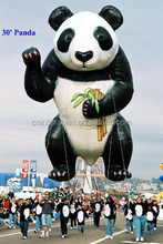 Giant advertising inflatable panda,Inflatable Cartoon,inflatable cartoon for advertising