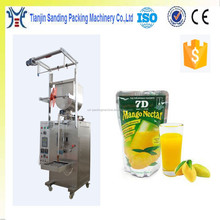 Juice, milk and other beverage filling machine