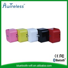 2012 new Mini wireless travel cell phone speaker and microphone