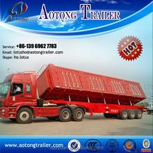 100 ton dump truck with rear dump and side dump optional